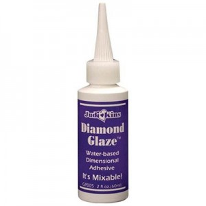 Judikins Diamond Glaze - 60ml