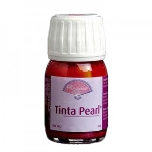 Pergamano Μελάνι Tinta - Pearl Red - 15ml