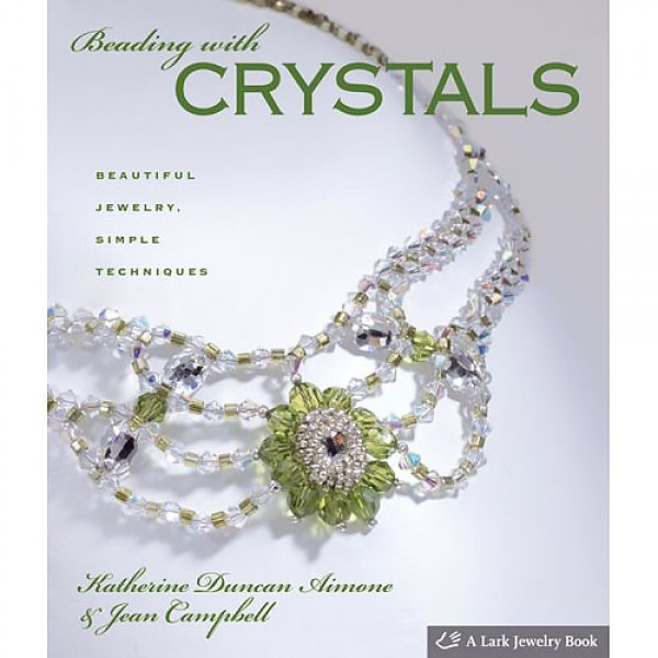 Βιβλίο Beading with Crystals