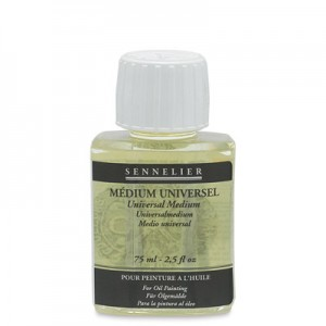 Sennelier Universal Medium - 75ml