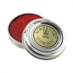 Baroque Art Gilders Paste - Tulip Red - 30ml