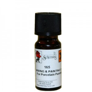 Medium Πορσελάνης - 165 Mixing & Painting Oil - 30ml