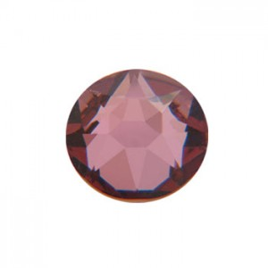 Swarovski 2088 GlueFix XIRIUS Crystal Antique Pink SS30 Ø6.4x3mm ~24τεμ