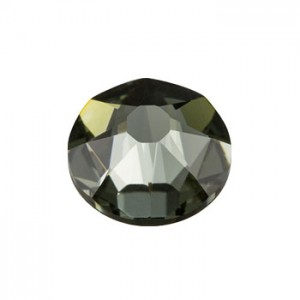 Swarovski 2088 GlueFix XIRIUS Black Diamond SS16 Ø3.8x1.5mm ~36τεμ
