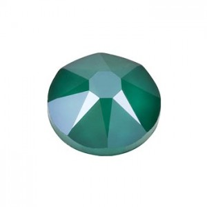 Swarovski 2088 GlueFix XIRIUS Crystal Royal Green SS30 Ø6.4x3mm ~12τεμ