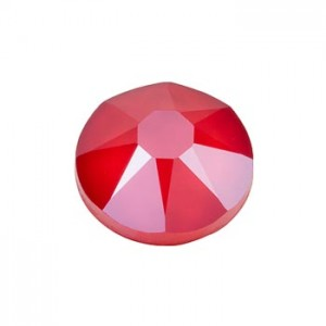 Swarovski 2088 GlueFix XIRIUS Crystal Royal Red SS30 Ø6.4x3mm ~12τεμ