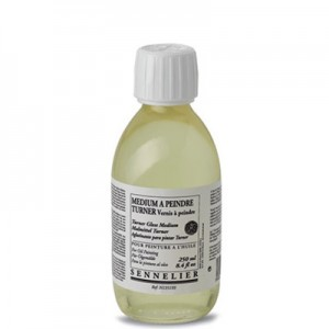 Sennelier Turner Painting Medium - 250ml