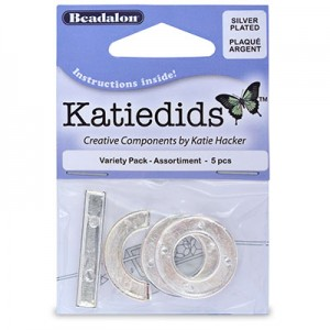 Katiedids Combo Pack - Silver Plated - 5τεμ