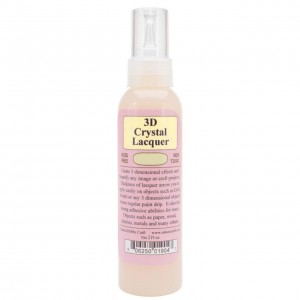 Crystal Lacquer 3D 59ml