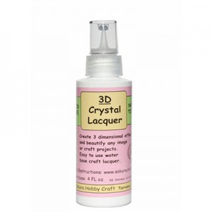 Crystal 3D Lacquer - 118ml