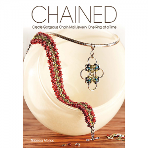 Βιβλιο Chained: Create Gorgeous Chain Mail Jewelry One Ring at a Time
