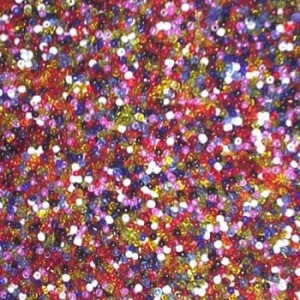 Small Beads Multi Colors Mix 2-5mm ~20gr