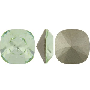 Swarovski 4470 Square Rhinstone Chrysolite 10mm - 1τεμ