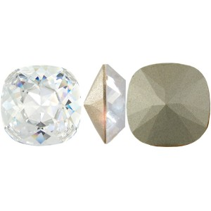 Swarovski 4470 Square Rhinstone Crystal Foiled 12mm - 1τεμ