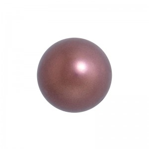 Swarovski 5810 (951) Round Velvet Brown Pearl Ø3mm - 50τεμ