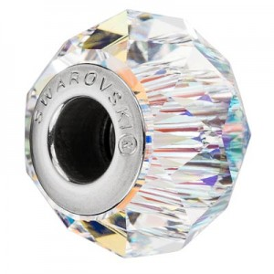 Swarovski 5948 BeCharmed Briolette Crystal AB 14x10mm - 1τεμ