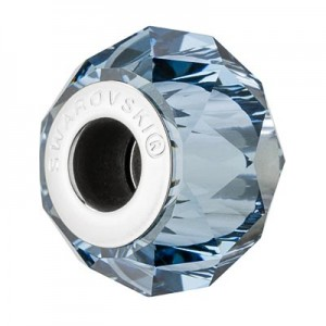 Swarovski 5948 BeCharmed Briolette Denim Blue 14x10mm - 1τεμ