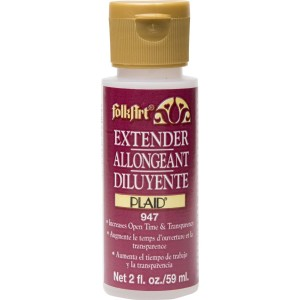 Folkart 947 Extender Medium για Ακρυλικά - 59ml