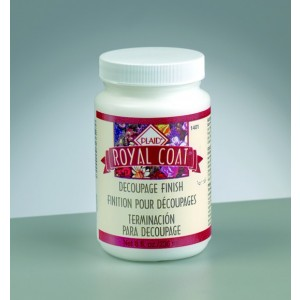 Royal Coat decoupage finish 236ml