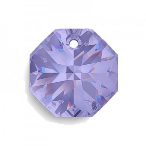 Swarovski 6401 Octagon Tanzanite 14mm - 3τεμ