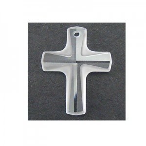 Swarovski 6860 Cross Pendant Crystal 20x16mm - 1τεμ