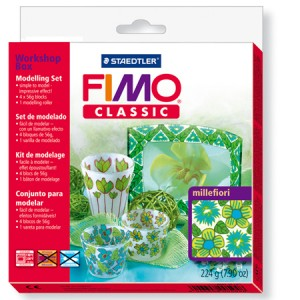 FIMO Workshop Box - Millefiori