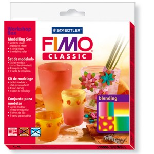 FIMO Workshop Box - Blending