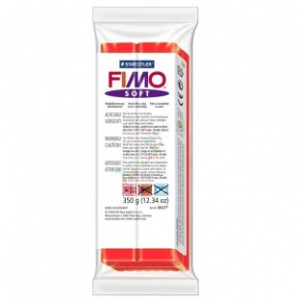 Fimo Soft 26 Cherry Red - 350gr