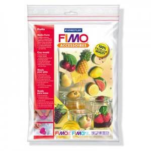 Καλούπι Staedtler Fimo - Fruits