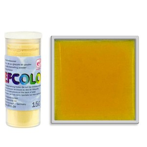 Σμάλτο Μετάλλου Efcolor 150ºC - Transparent Gold - 10ml