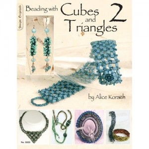 Βιβλιο Beading with Cubes & Triangles 2