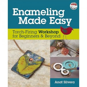 Βιβλίο Enameling Made Easy: Torch-Firing Workshop for Beginners & Beyond