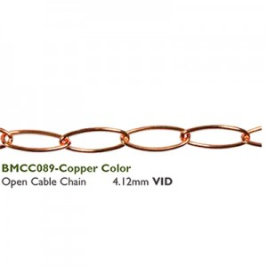 Αλυσίδα Open Cable - 4.12mm Copper - 50cm