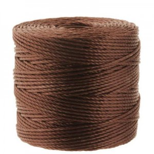 Νήμα Superlon Ø0.5mm - Brown - 70m