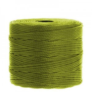 Νήμα Superlon Ø0.5mm - Chartreuse - 70m