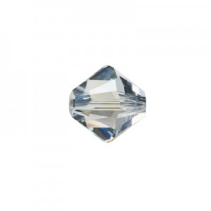 Swarovski 5328 XILION Bicone Crystal Blue Shade 10mm - 4τεμ