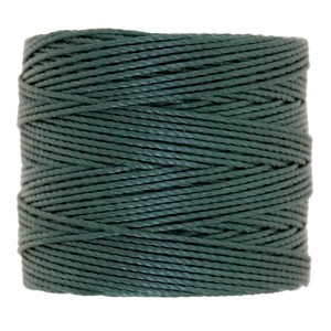 Νήμα Superlon Ø0.5mm - Green Blue - 70m