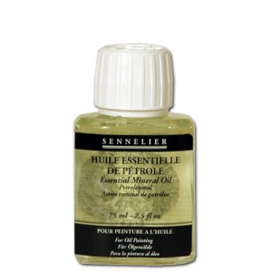 Sennelier Essential Mineral Oil - 75ml