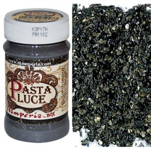 Stamperia Πάστα Luce - Silver Flakes - 100ml