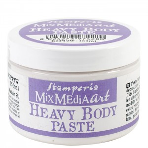 Stamperia Mix Media - Πάστα Heavy Body - 150ml