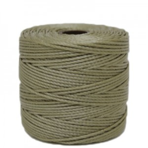 Νήμα Superlon Ø0.5mm - Khaki - 70m
