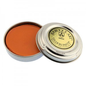 Baroque Art Gilders Paste - Orange - 30ml
