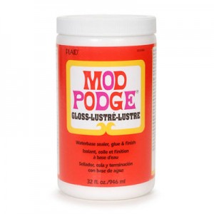 Κόλλα Decoupage Mod Podge® Gloss - 946ml