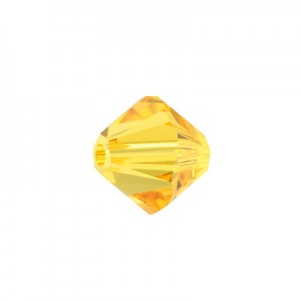 Swarovski 5328 XILION Bicone Sunflower 10mm - 4τεμ