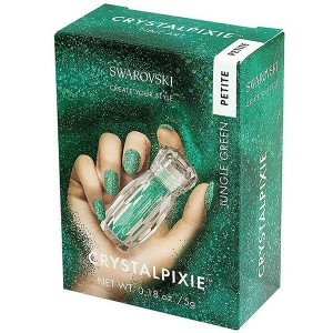 Swarovski Crystal Pixie™ Petite, Jungle Green