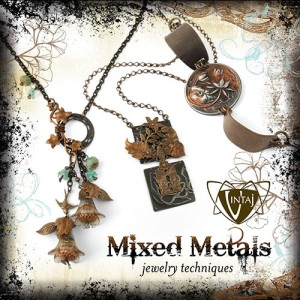 Vintaj Mixed Metal Technique Book