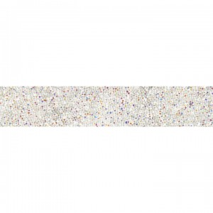 Swarovski 57000 Crystal Fabric Hotfix Crystal AB 20x100mm
