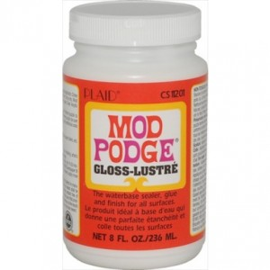 Κόλλα Decoupage Mod Podge® Gloss - 236ml