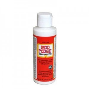Κόλλα Decoupage Mod Podge® Gloss - 118ml