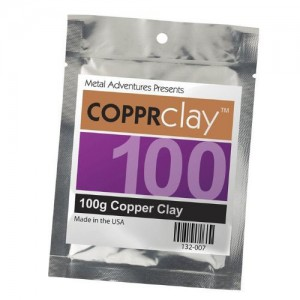 Πηλός Copper Clay - 100gr